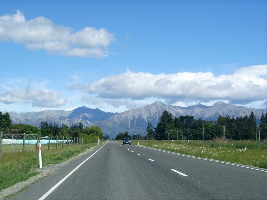 New Zealand Road Car
