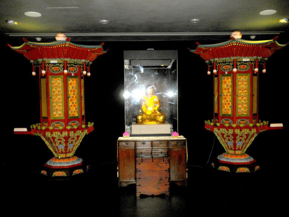 Seoul Jogyesa Buddhism Museum