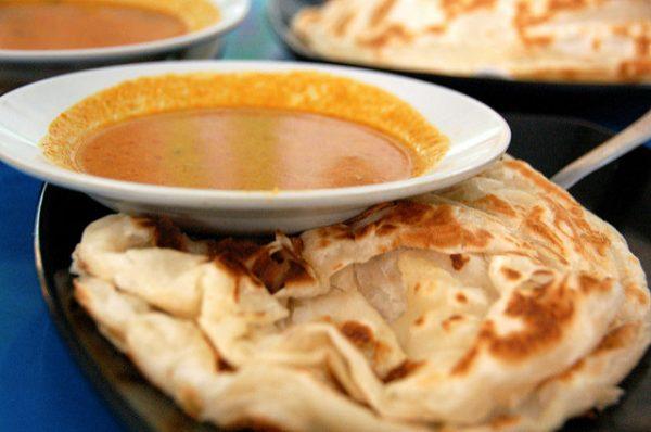 Singapore Food - Prata
