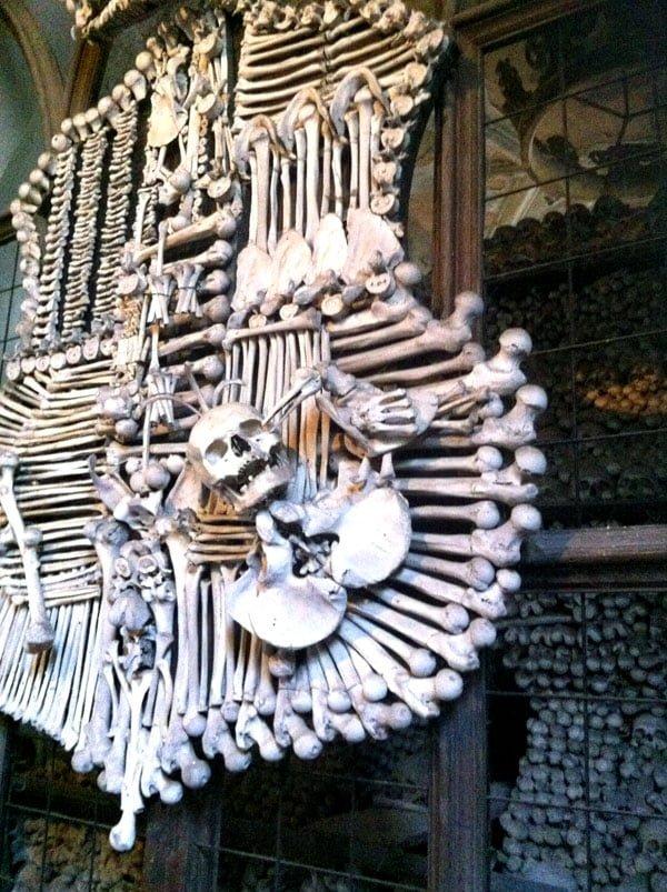 prague sedlec ossuary