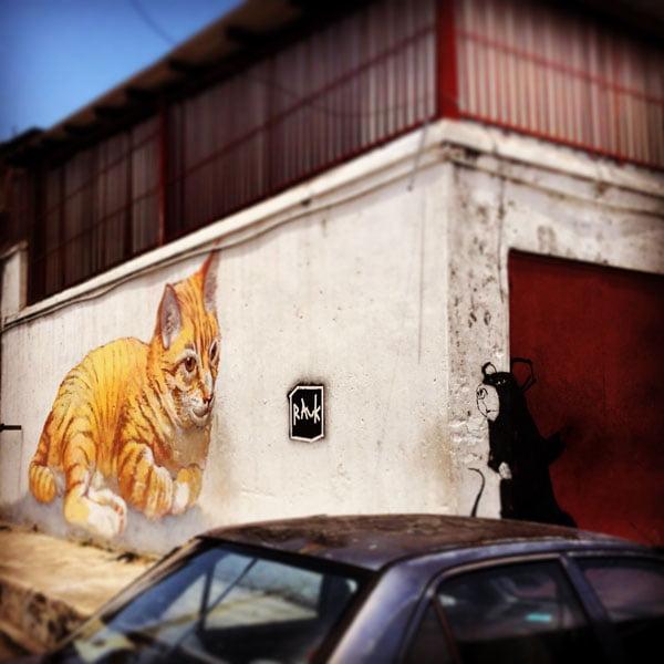 Penang Street Art - Skippy