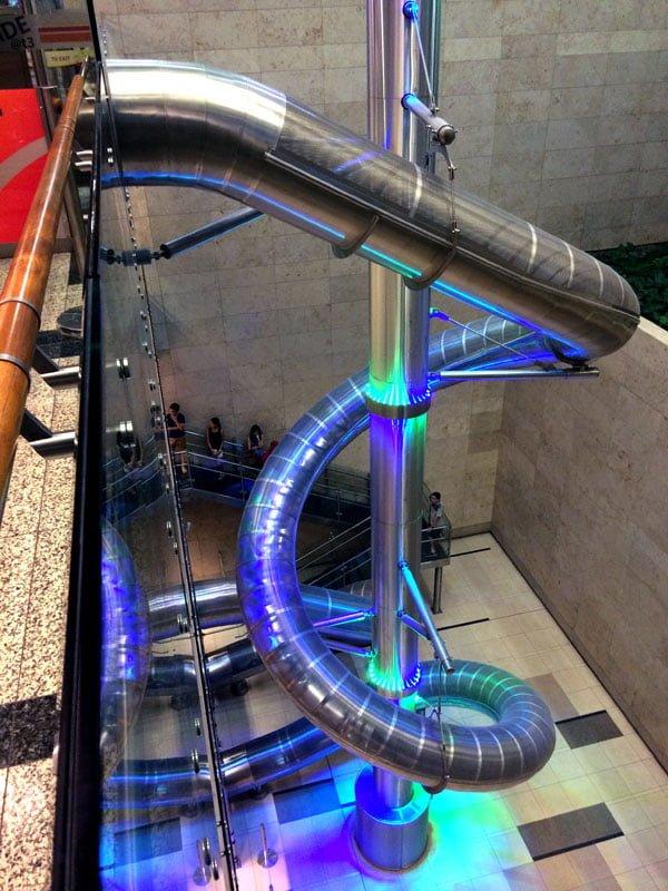 Changi Airport - Slide