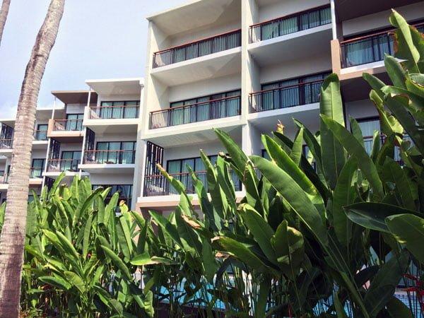 Holiday Inn Phuket Mai Khao Beach Building