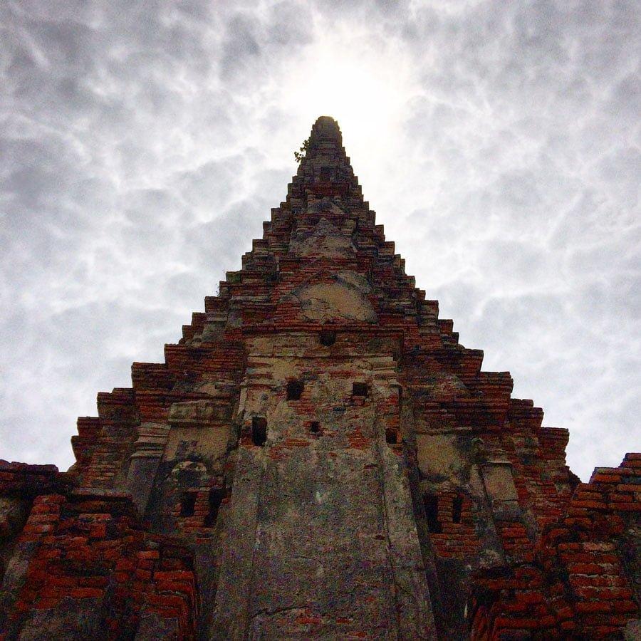 Bangkok detour – a day trip to Ayutthaya