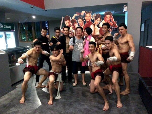 Bangkok - Asiatique Muay Thai Live