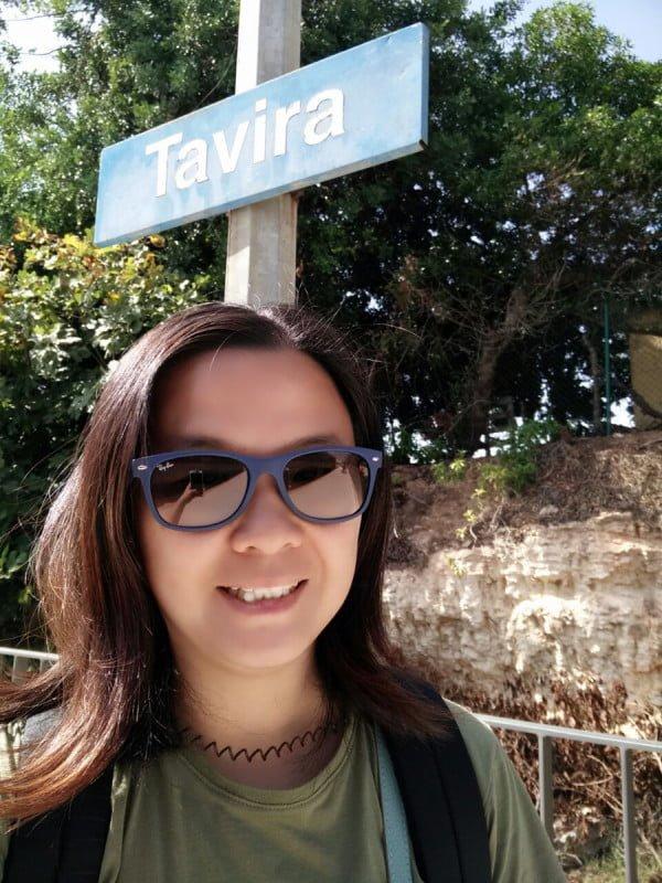 Portugal - Tavira Sign