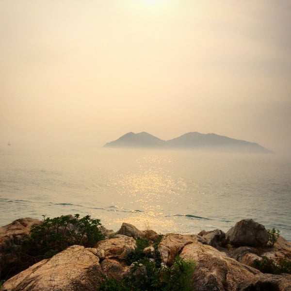Hong Kong Cheung Chau - Sunset