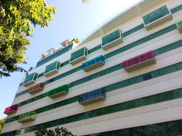 Village Hotel Changi - Facade
