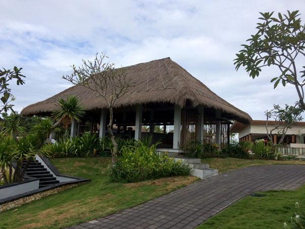 Bali Samabe Villa Grounds