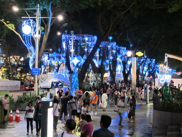 Worst Advice for travel to Singapore - Orchard Road