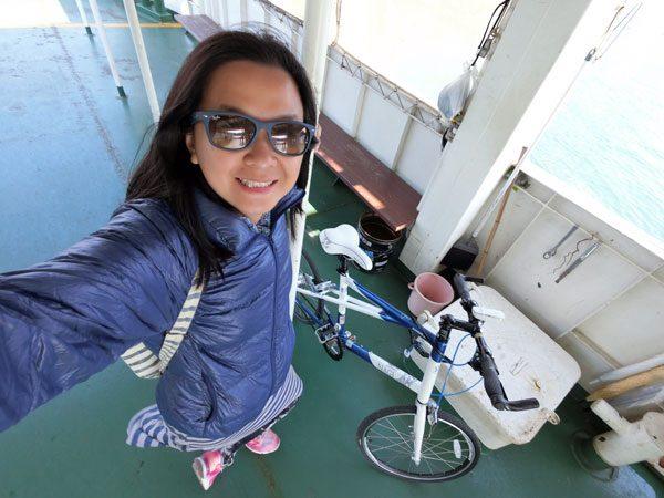 Shimanami Kaido - Mukaishima Ferry