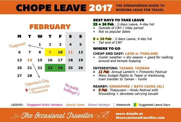 Chope2017 Calendar Feb