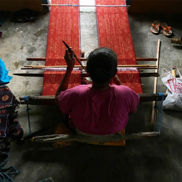 Flores Maumere Sikka Weaving
