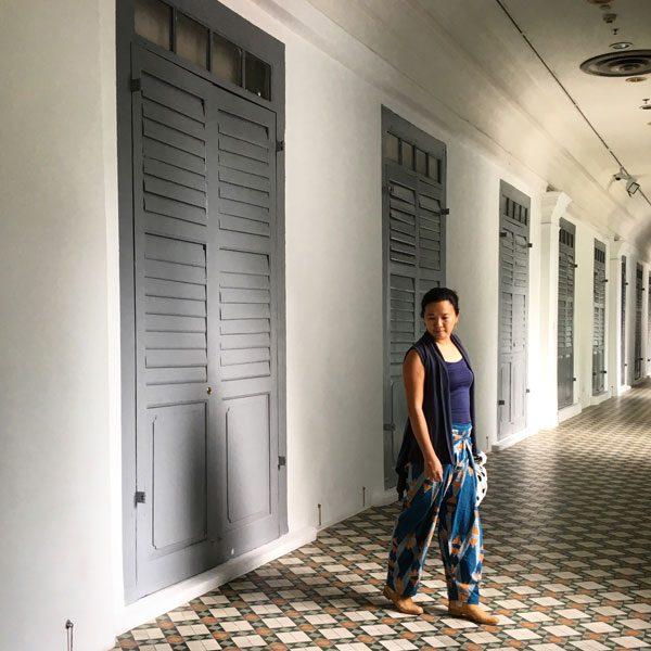 Singapore Art Museum Corridor Matter