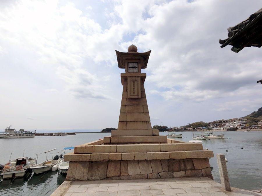 Tomonoura Joyato Lighthouse