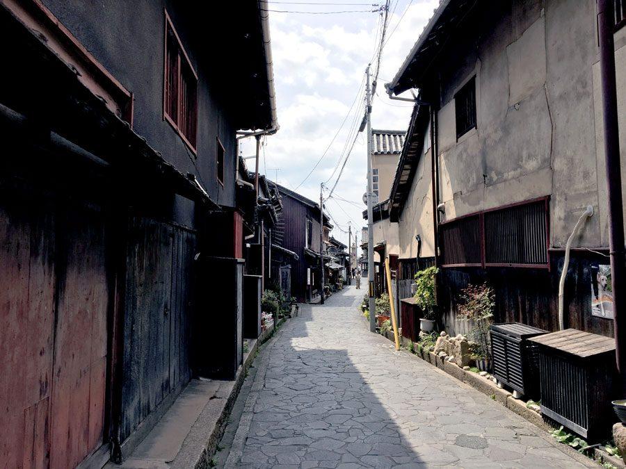 Tomonoura Street
