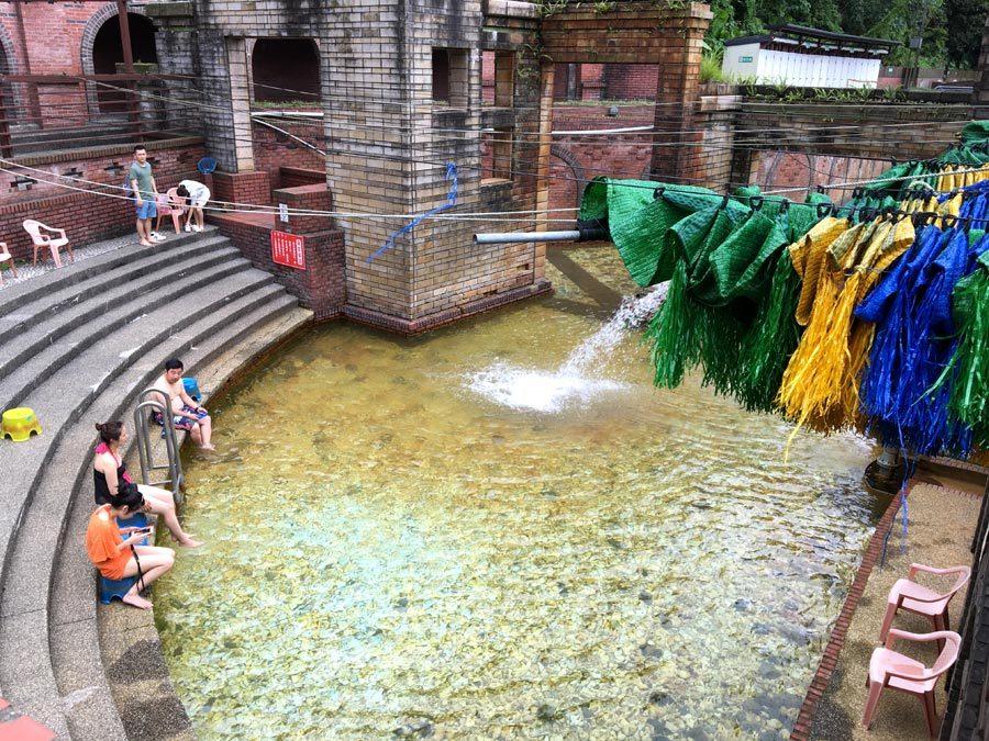 Taiwan Suao Cold Spring Public
