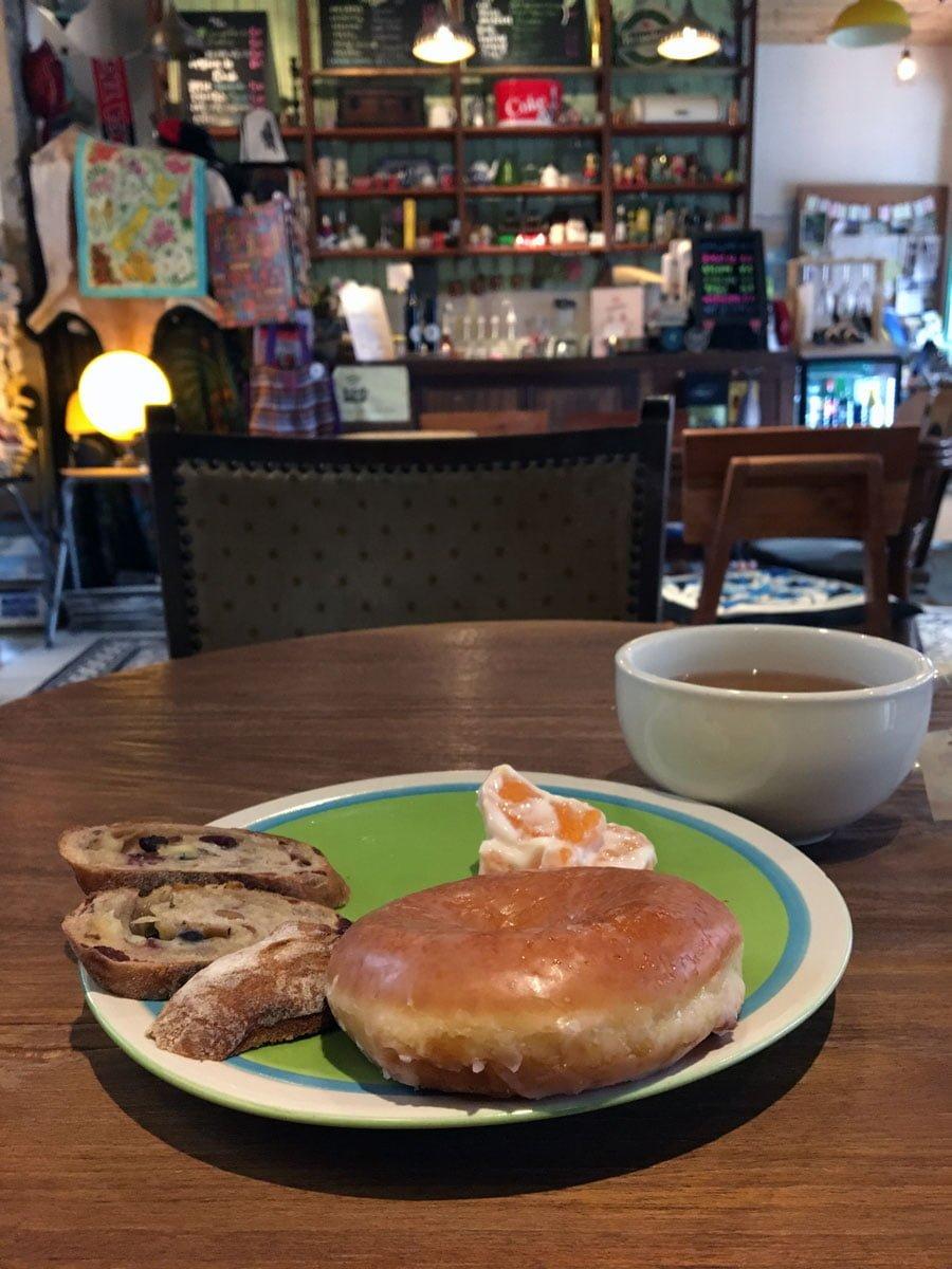 Gwangju Pedros House Breakfast