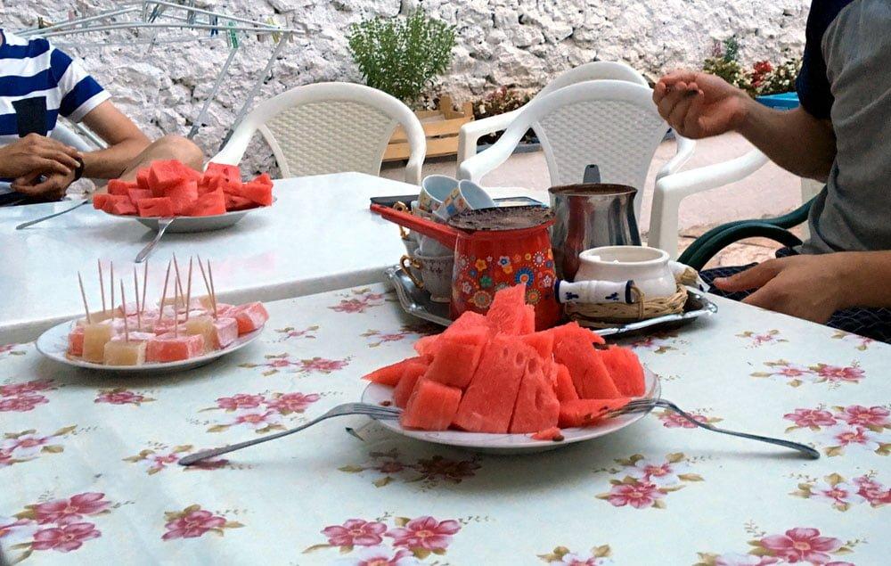 Mostar Herzegovina Hostel Sweets