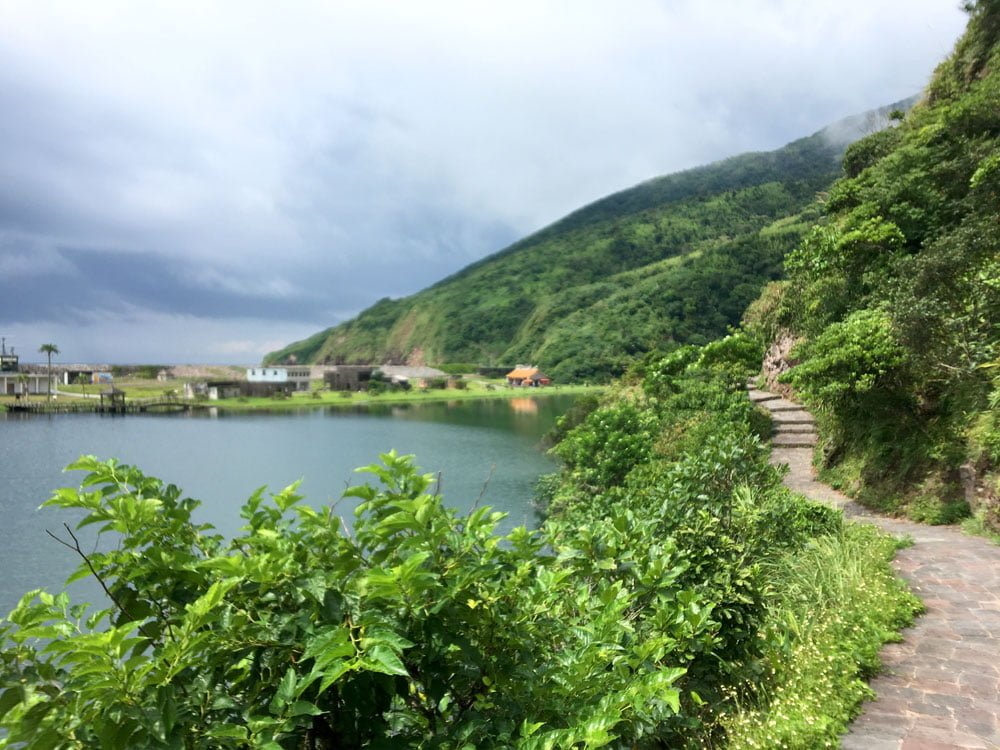 Guishandao Reservoir View