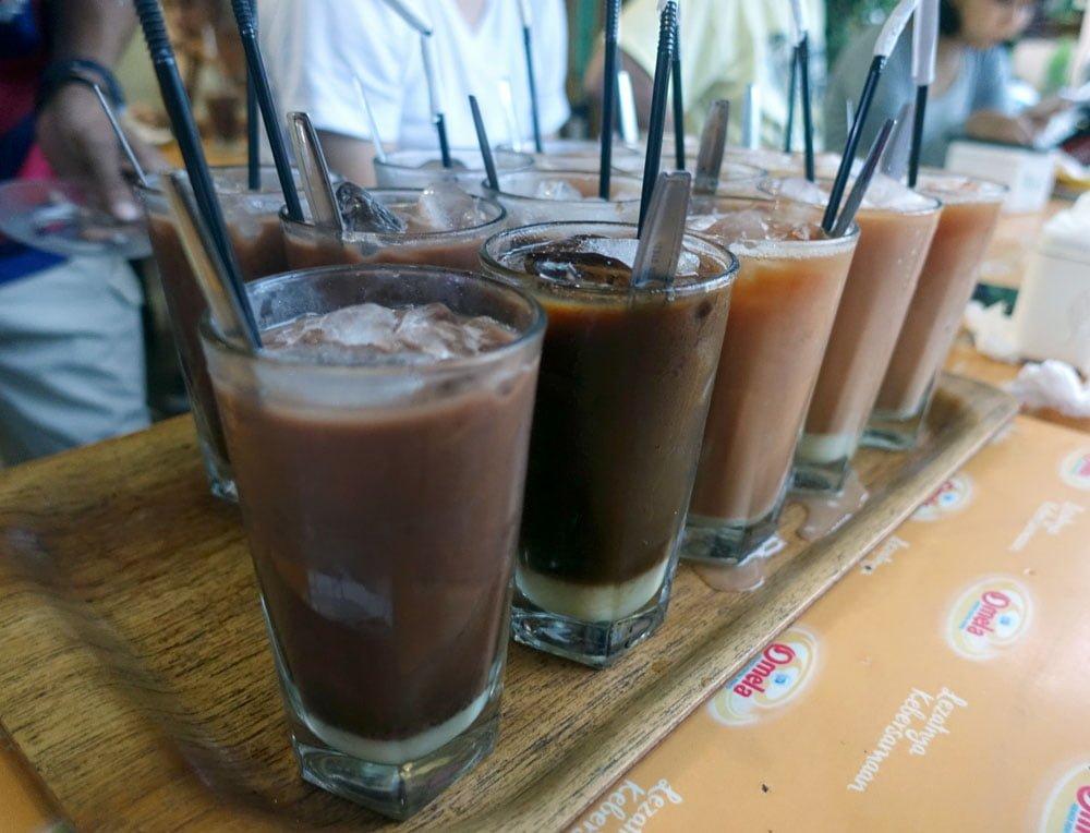 Belitung Kong Djie Coffee Tray