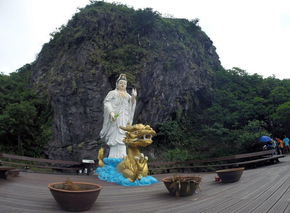 Guishandao Guanyin Statue