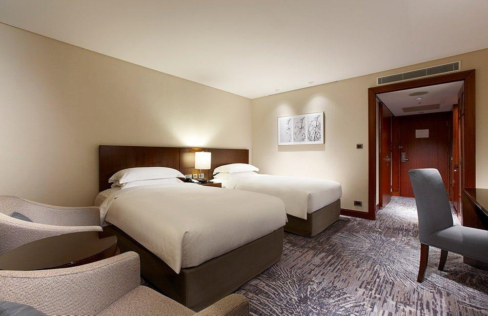 Taipei Sheraton Grand Hotel Room