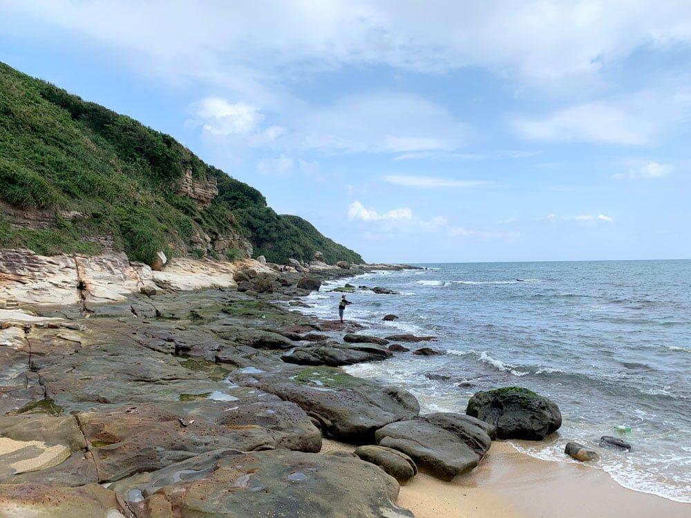 Taipei Jinshan Mysterious Coast Bay