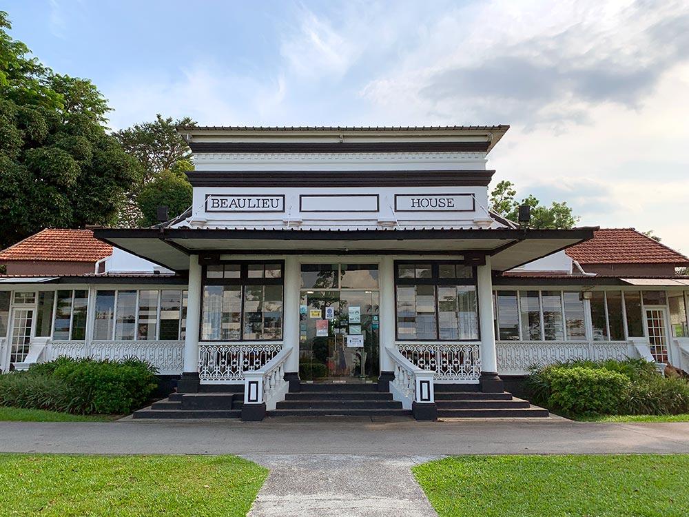 Sembawang Park Beaulieu House